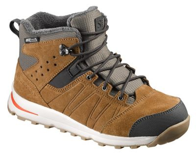Salomon Juniors' Utility TS CSWP Boot