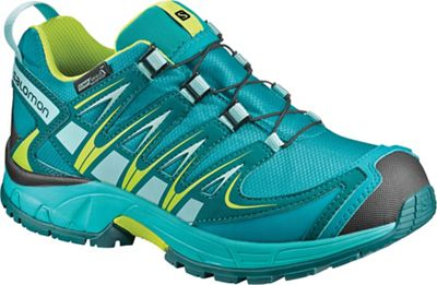 Salomon Juniors' XA Pro 3D CSWP Shoe