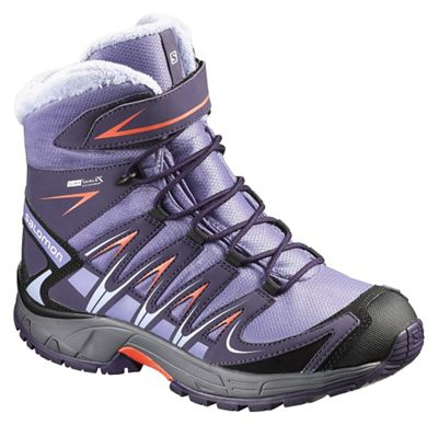 Salomon Kids' XA Pro 3D Winter TS CSWP Boot