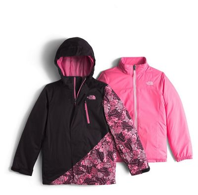 The North Face Girl's Abbey Triclimate Jacket