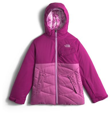 The North Face Girl's Carly Insulated Jacket