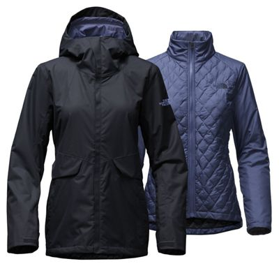 The North Face Women's Initiator Thermoball Triclimate Jacket