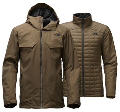 The North Face Men's Initiator Thermoball Triclimate Jacket