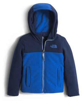 The North Face Toddler Boys' Lil' Grid Fleece Hoodie