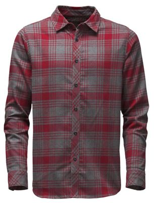 The North Face Men's Approach Flannel LS Shirt