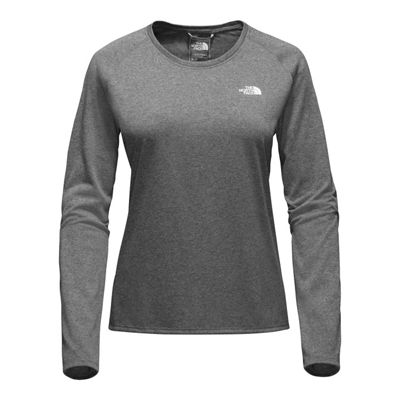 The North Face Women's LFC Reaxion Amp LS Tee