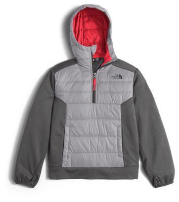 The North Face Boy's Mak 1/2 Zip Hoodie