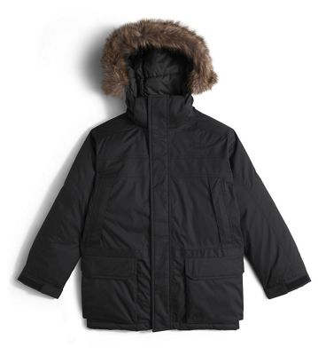 The North Face Boy's McMurdo Down Parka
