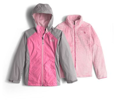 The North Face Girl's Osolita Triclimate Jacket