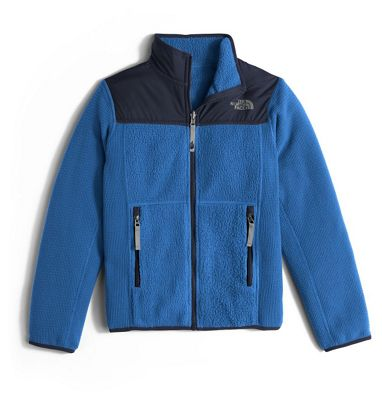 The North Face Boy's Reversible Off The Grid Jacket