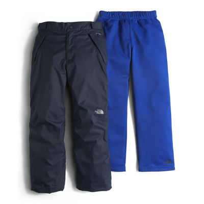 The North Face Boy's Snowquest Triclimate Pant