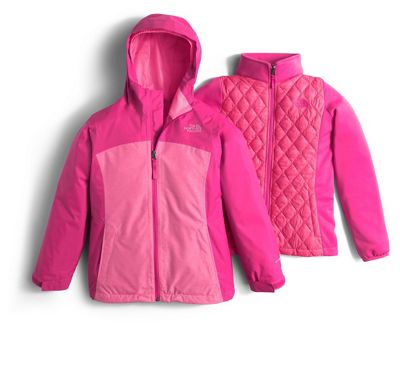 The North Face Girl's Thermoball Triclimate Jacket