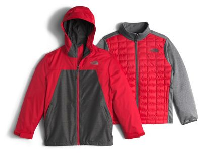 The North Face Boy's Thermoball Triclimate Jacket