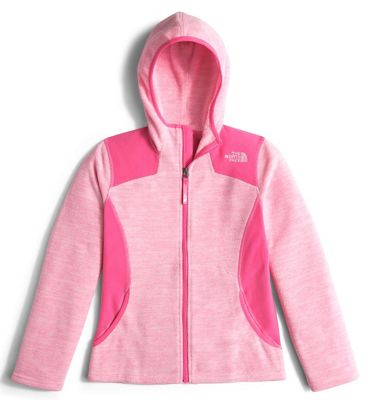 The North Face Girl's Viva Fleece Hoodie