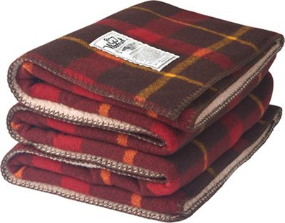 Woolrich Sherpa Mountain View Blanket