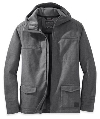 Outdoor Research Men's Oberland Hooded Jacket
