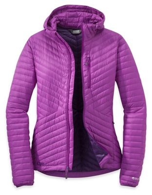 Outdoor Research Women's Verismo Hooded Down Jacket