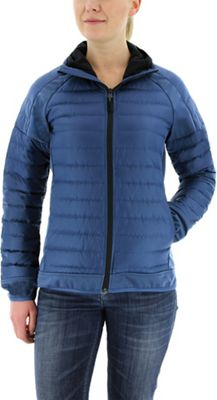 Adidas Women's Hybrid Down Hooded Jacket