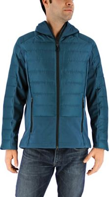 Adidas Men's Hybrid Down Jacket