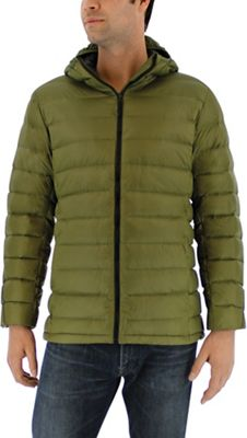 Adidas Men's Light Down Hooded Jacket