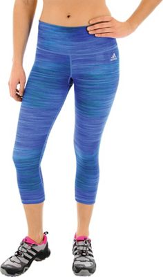 Adidas Women's Performer Mid Rise 3/4 Tight