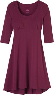 Prana Women's Cali 3/4 Sleeve Dress