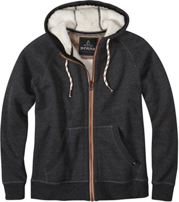 Prana Men's Lifetime Full Zip Sherpa Hood Jacket