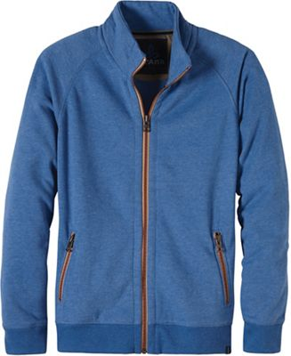 Prana Men's Lifetime Full Zip Mock Jacket