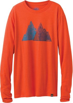 Prana Men's Mountian Slim LS Tee