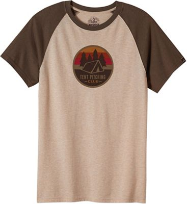 Prana Men's Tent Pitch Club Raglan Top