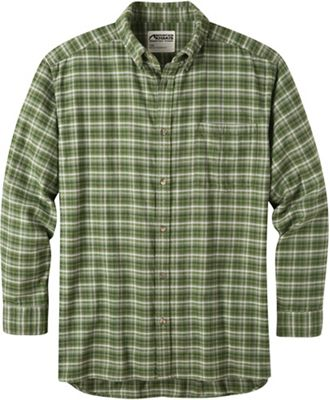 Mountain Khakis Men's Downtown Flannel Shirt