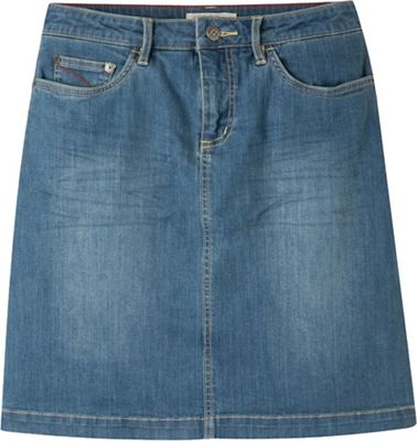 Mountain Khakis Women's Genevieve Classic Fit Jean Skirt
