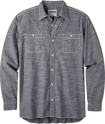 Mountain Khakis Men's Mountain Chambray LS Shirt