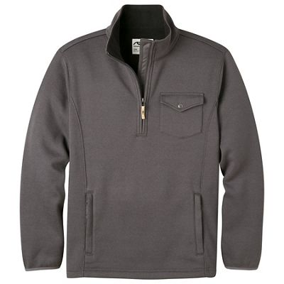 Mountain Khakis Men's Old Faithful Quarter Zip Sweater