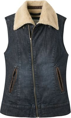 Mountain Khakis Women's Ranch Shearling Vest