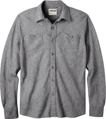 Mountain Khakis Men's Yak Herringbone Shirt