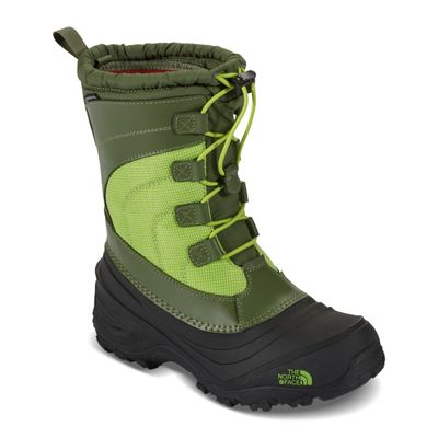 The North Face Youth Alpenglow IV Boot