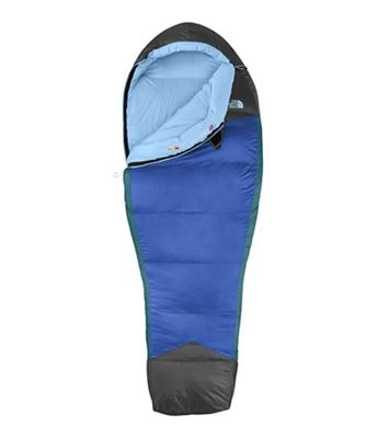 The North Face Women's Blue Kazoo Sleeping Bag