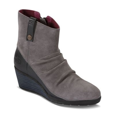 The North Face Women's Bridgeton Wedge Zip Boot