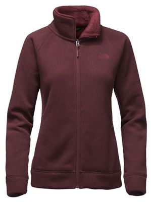 The North Face Women's Crescent Raschel Zip Jacket
