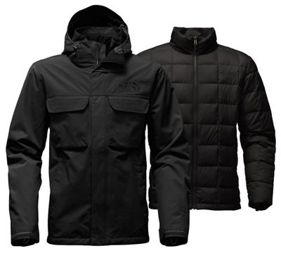 The North Face Men's Hauser Triclimate Jacket