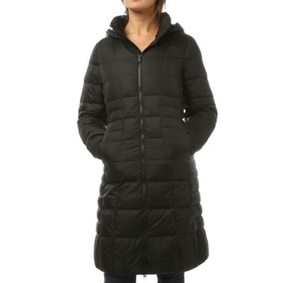 The North Face Womens Metropolis II Parka in Urban Navy