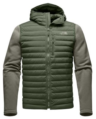The North Face Men's Trevail Stretch Hybrid Jacket