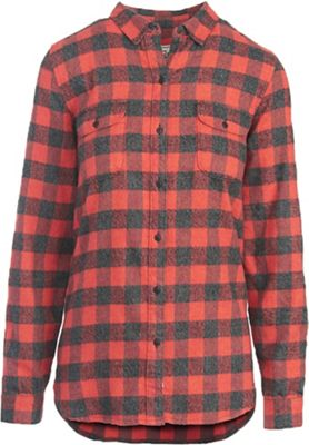 Woolrich Women's Twisted Rich Flannel Shirt