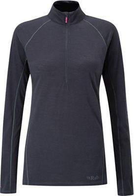 Rab Women's Merino+ 120 LS Zip Top