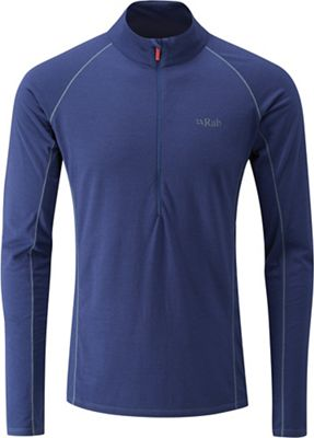 Rab Men's Merino+ 160 LS Zip Top