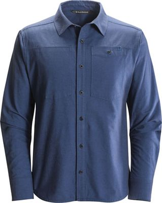Black Diamond Men's Chambray Modernist LS Shirt