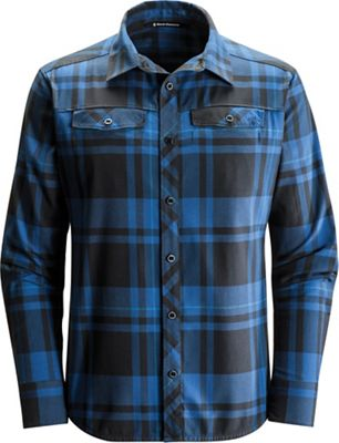 Black Diamond Men's Stretch Technician LS Shirt