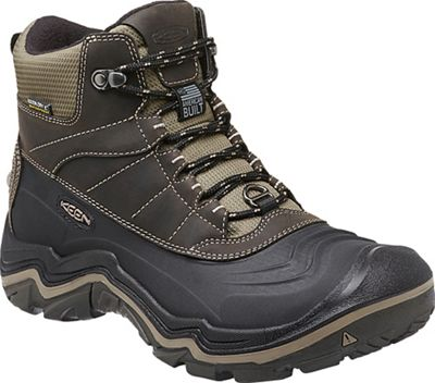 Keen Men's Durand Polar Shell Waterproof Boot