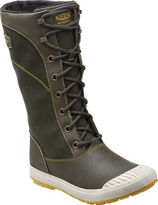 Keen Women's Elsa Tall Canvas Waterproof Boot